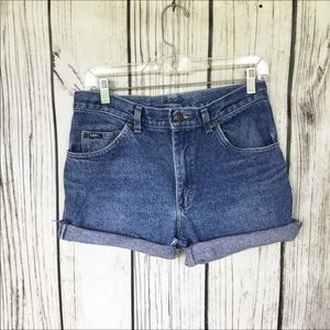 Vintage Lee cutoff jean Shorts